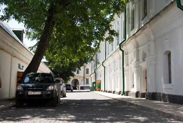 Улочки Киево-Печерской Лавры