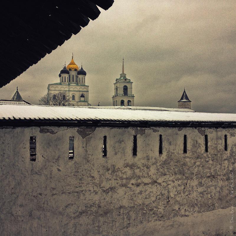Псковский кремль | Pskov kremlin