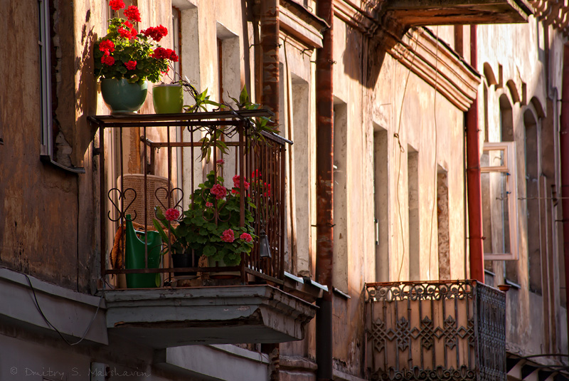 Улочки Старого города | Streets of the Old Town