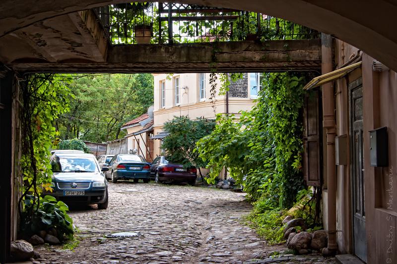 Улочки Вильнюса | Vilnius streets